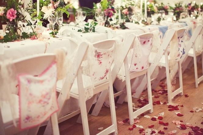 Шебби-шик свадьба