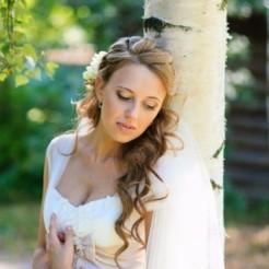 Четвертый пример прически/укладки/макияжа Екатерины Киевской