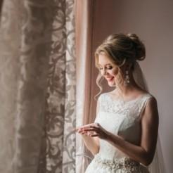 Фотография подготовки к свадьбе