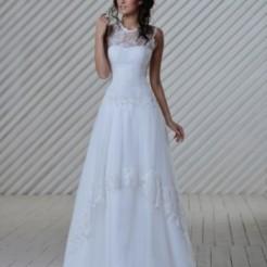 Первый пример свадебного платья в салоне FIDANZATA