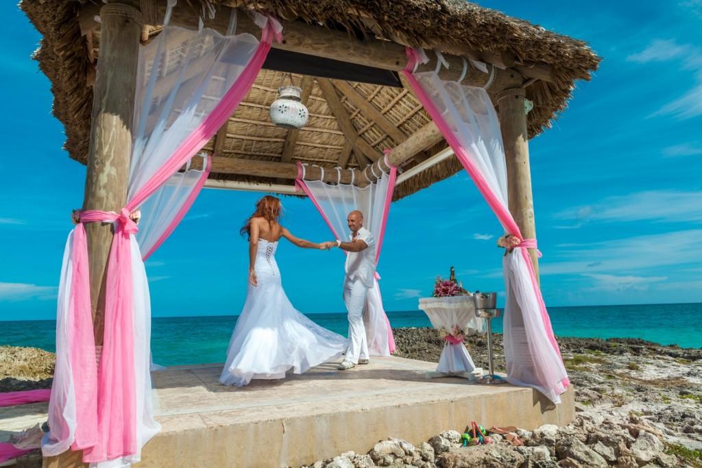 свадьба на острове фото