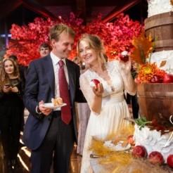 Организация свадьбы от агентства Пион