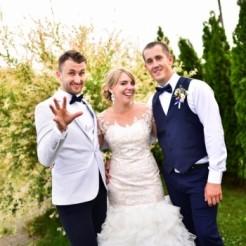 Шикарная свадьба Романа и Дарьи