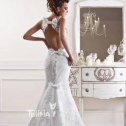Первый пример платья от свадебного салона GerTruda