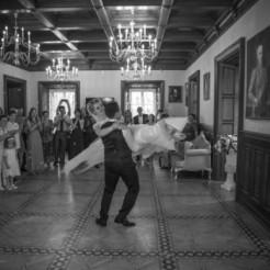Второй поставленный танец на вадьбу
