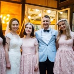 Полная семья на свадьбе Игоря и Феодосьи
