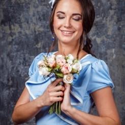 Свадебный макияж от визажиста Екатерины Хруленко