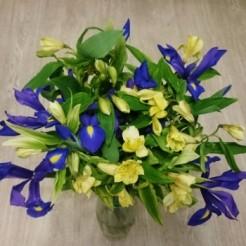 Третий фото флористических услуг Лиана