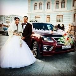 Третий пример свадебного лимузина от VIP кортеж