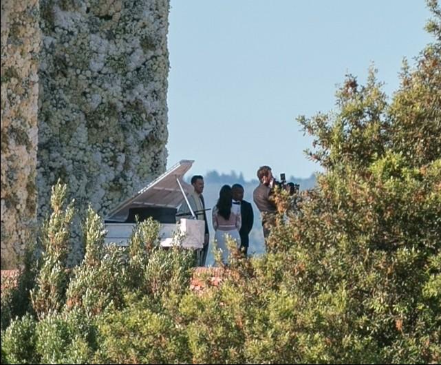 свадьба ким кардашьян фото