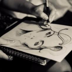 Десятый пример работы художника