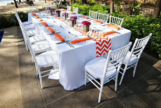 идеи декора свадьба