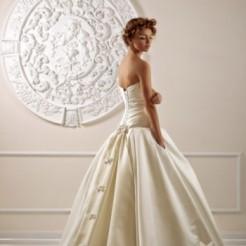 Четвертый пример платья от свадебного салона GerTruda