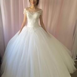 Пятый пример платья в свадебном салоне ANNA