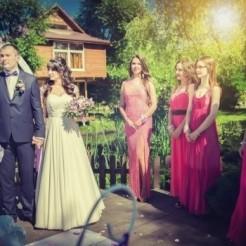Федя арендовал усадьбу на свадьбу