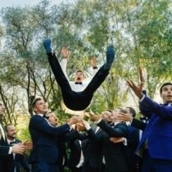 Фотосъемка свадьбы от Алексея Гайдина