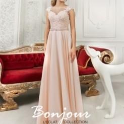 Пятый пример свадебного платья в салоне BONJOUR