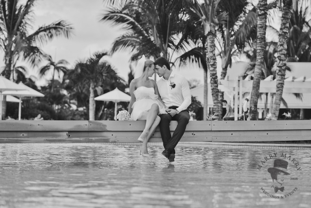 Свадьба на острове