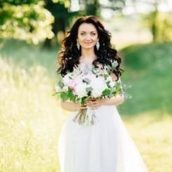 Свадебный портрет невесты