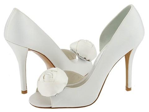 туфли невесты белые