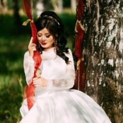 Второй пример работы визажиста Екатерины Шалаевской