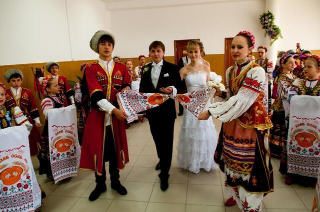 свадьба на красную горку                               Кубанский хор