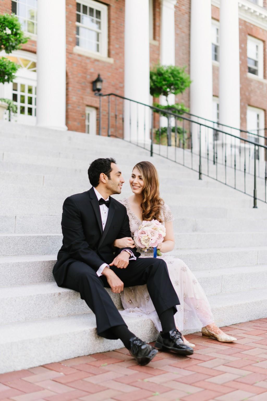 школьная свадьба