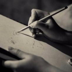 Восьмой пример работы художника
