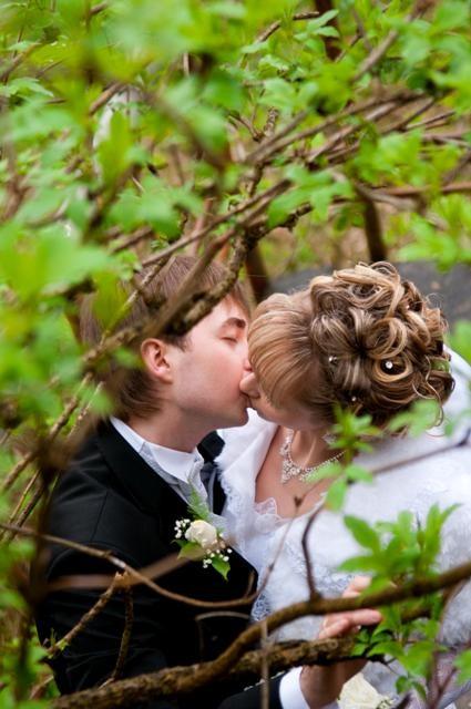 свадьба на красную                               горку 2010