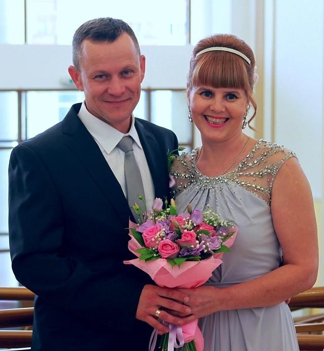 Серебряная свадьба