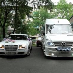 Пятый пример автобуса на свадьбу Аренда авто