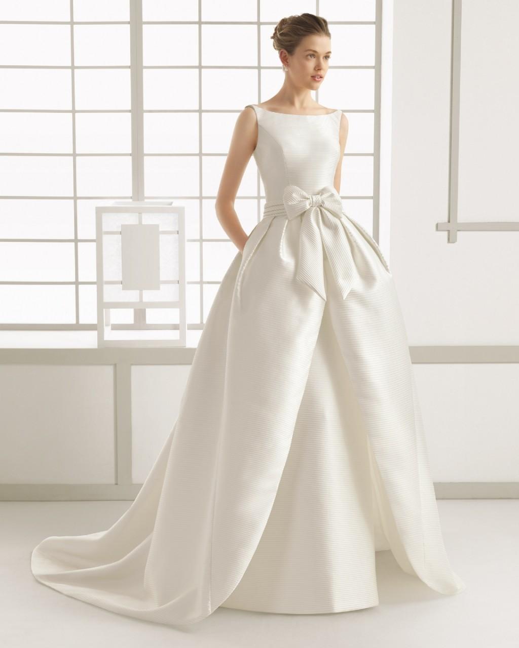 свадебное платье роза клара