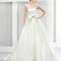 Второй пример свадебного платья в салоне FIDANZATA
