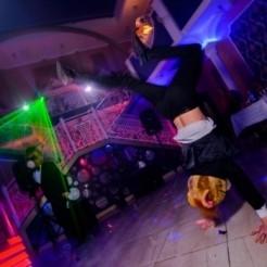 Пятый пример танцевального шоу Show Group Hamsters