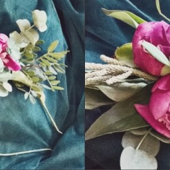 Четвертый пример работы флориста-декоратора Надежды Счастливой