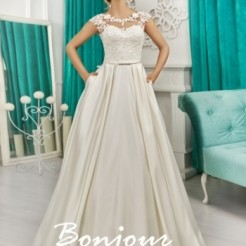 Каталог свадебных платьев в салоне BONJOUR