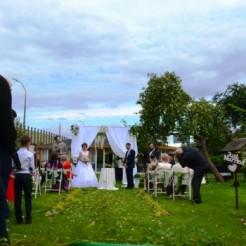 Аренда усадьбы для свадьбы Юлии и Славы