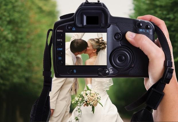 результат на какой фотоаппарат вы снимаете свадьбы парадоксально