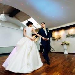 Четвертый пример постановки свадебного танца