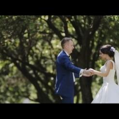 Первый пример работы свадебных хореографов