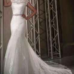 Третий пример свадебного платья в салоне Таю Я