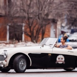Пример прокатной машины от Victorias Classic Car