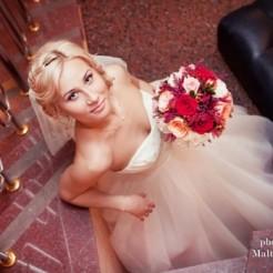 Первый пример прически/укладки/макияжа Екатерины Киевской