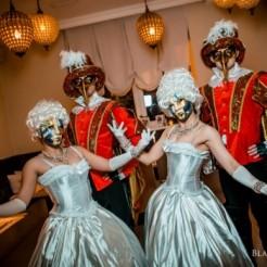 Артисты на свадьбе Art Dance