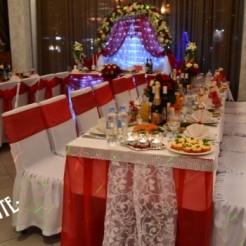 Четвертый пример оформления свадеб от Limokate