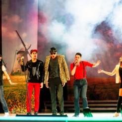 Третий пример музыкального шоу Кавер-трио ГРАНТ
