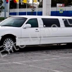 Первый пример автомобиля от Elite-Limo