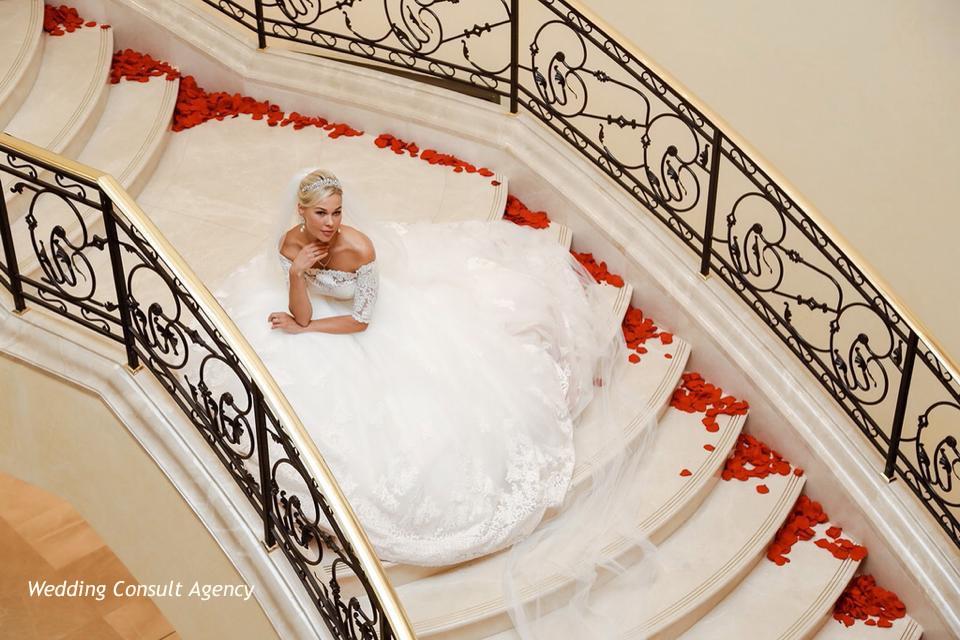 Свадьба Ксении Афанасьевой