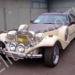 Третий пример арендного автомобиля от Elite-Limo