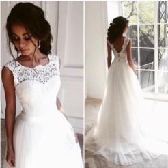 Первый фото свадебных платьев салона Love Story